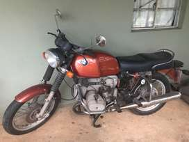 Good original condition Bmw R80 1979