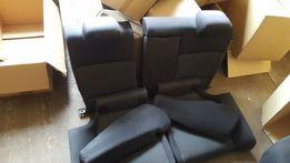 Środek, wnętrze, boczki, fotele, kanapa BMW e92 2009 r.