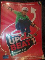Up Beat1 students book przygotowanie do egzaminu gimnazjalnego