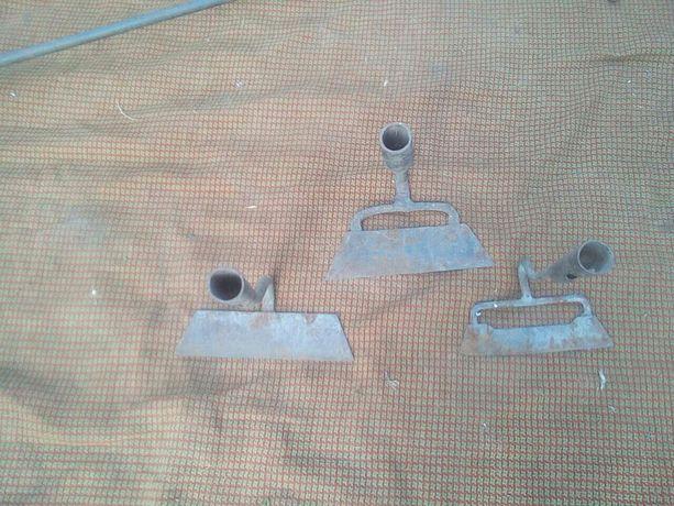 Садовый инструмент ссср ( тяпки,грабли,лопаты,вилы).