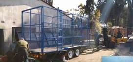 RECYCLING TRAILER MANUFACTURING