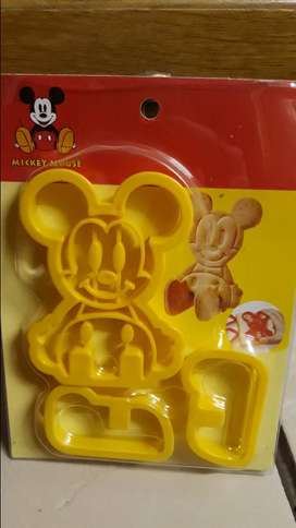 Mickey 3D cookie cutter