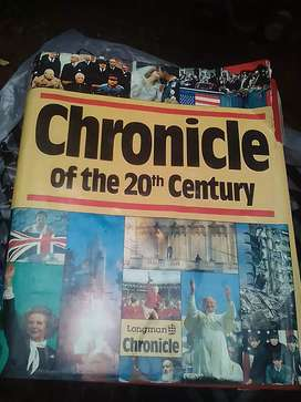 Chronicle of the 20th centuryb