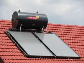 High Pressure solar geysers available