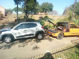 Ford courier V6 tow truck for sale