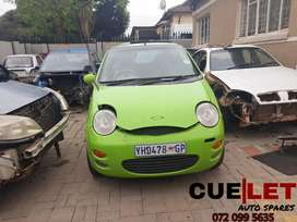 Chery QQ 3 cylinder stripping for