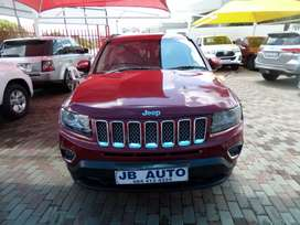 2015 Jeep Compass 2.0 Limited AT