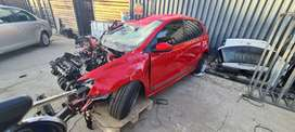 vw polo 6 1.4clp now breaking up for spares at Vw Autobreakers pty ltd