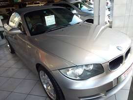 `2009 BMW 120I AUTO Convertable available-Only R159900