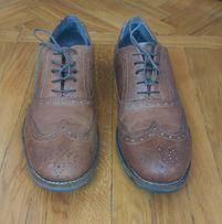 Туфли George из натуральной кожи. 45 размер.