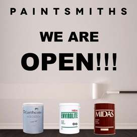Paintsmiths - Painting and flooring