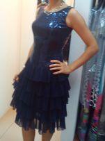 Платье вечернее, нарядное