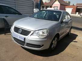 2005 Vw polo sedan  1.9Tdi