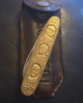 Old President Union knife