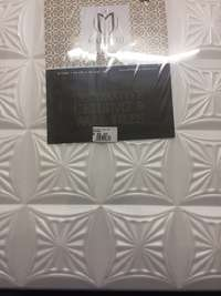 Image of ceiling Tiles- various styles & colours