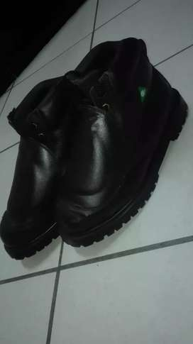 Billy boots safety