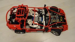 Lego Technic 8448 Super Street Sensation - unikat 1999 rok