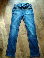 Spodnie Jeansy ciążowe L