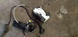 Vw polo 6 door lock FRONT LEFT