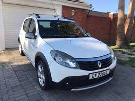 Renault Sandero 1.6 Stepway 2011 Full house