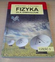 Fizyka dla gimnazjum Cz. 3 podręcznik / Maria i Ryszard Rozenbajgier