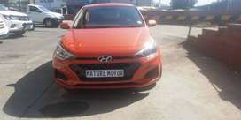Hyundai i20 Fluid 2018 model 1.4