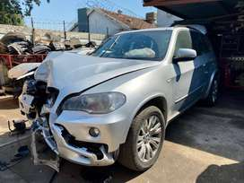 Bmw X5 E70 3.0D Auto Now for stripping