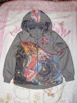 Курточка, ветровка р.116