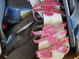 Ladies Pumps and Sandals to Clear
