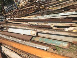 Купим Металл балку, угол, кругляк, швеллер, лист, трубу, уголок купить