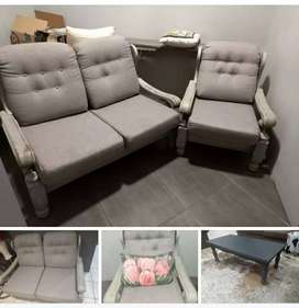 6 piece living room set for sale
