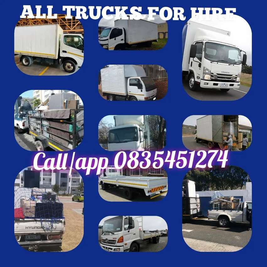 ALL TRUCKS FOR HIRE 0