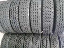 315/80.22.5 & 12R.22.5 NEW RETREADED TRUCK TYRES,6 MONTHS GUARANTEED