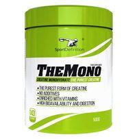 theMono , monohydrat kreatyny , szybka masa kosmiczna siła