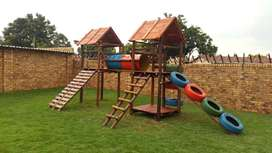 New jungle gym R8600 free installation ex delivery