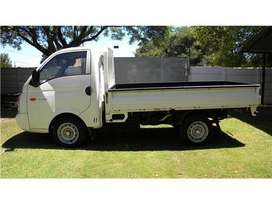 Reliable transport for hire