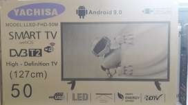 Yachisa 50inch smart for only R5200 brand new