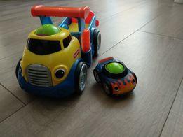 Машинка Веселые гонщики Яркий грузовик Fisher Price
