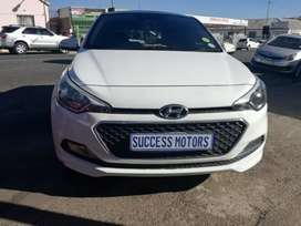 2015 Hyundai i20 grand motion