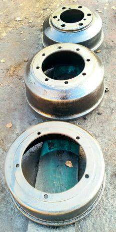 Тормозной барабан Газ 53 3307 66 Паз Зил 130 Камаз Урал с машины НЗ Чернигов - изображение 5