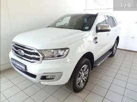 Ford Everest 2.0D Bi-Turbo LTD 4X4 Auto