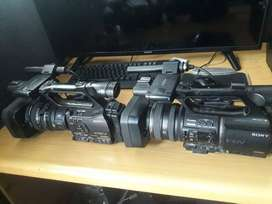 Professional Video Camera Sony Z5 Z5
