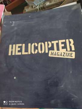Helicopter information volume