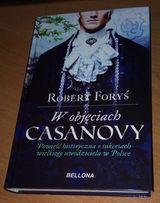 W objęciach Casanowy- Robert Foryś