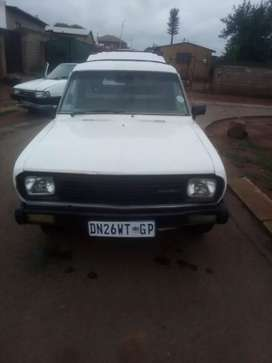 NISSAN 1400 FOR SALE AT VERY GOOD PRICE