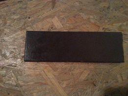 Kafle klinkierowe elewacyjne grafit brąz wąskie resztki 2 kartony
