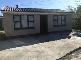 Two bed house with three flats for added rental income