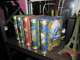 Чай Sun Gardens Чайная книга , том 1-6