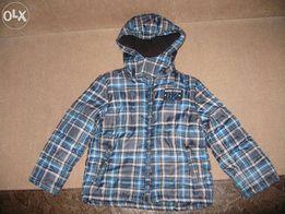 Продам куртку демисезонную на мальчика 7-8 лет, рост 133