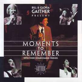 Bill & Gloria Gaither - Present Moments To Remember (CD)